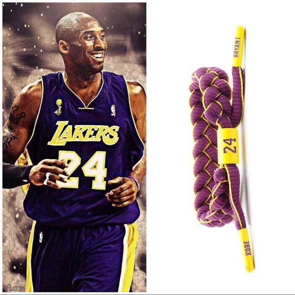 Rastaclat NBA Kobe Bryant Wristband Bracelet
